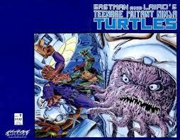 Teenage Mutant Ninja Turtles 7 2nd Print Vf Nm Eastman Laird