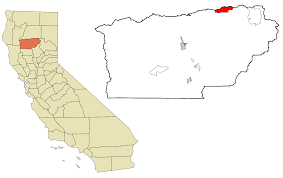 California Zip Code Map by Manton California Wikipedia
