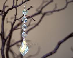Teardrop Crystals Chandelier Parts Chandelier Parts Etsy