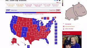 Create Electoral Map Presidential Election 2016 Polls Vs Betting Markets Youtube