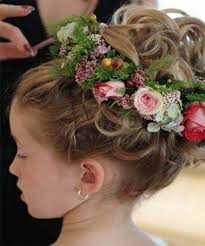 flower girl hair flower girl hairstyles