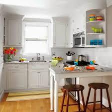 cuisine pour petit espace meuble cuisine petit espace pour le repas place aux meubles de