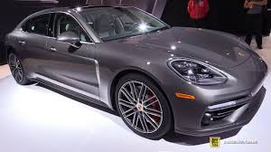 porsche panamera turbo 2017 interior 2017 porsche panamera turbo executive exterior and interior