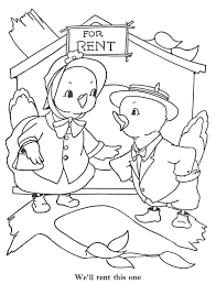 coloring pages vintage