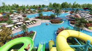 the grove resort u0026 spa breaks ground on new surfari water park