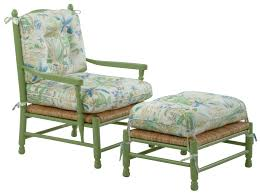 ottoman and accent chair braxton culler accent chairs coastal style vineyard accent chair and