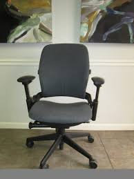 used modern furniture for sale furniture steelcase leap chair blue gray stacking chairs la