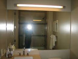 bathroom mirrors creative bathroom over mirror light fixtures