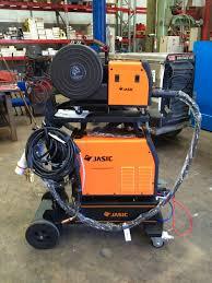 jasic mig 450 water cooled mig welder inverter package