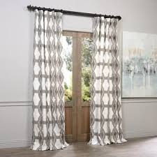Lined Cotton Curtains Lined Curtains U0026 Drapes Shop The Best Deals For Nov 2017