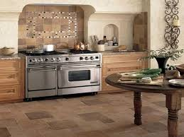 Laminate Kitchen Flooring Tile Floors Kitchen Cabinet Shaker Maytag Electric Range Kitchen