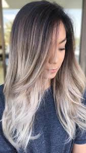 honey brown hair with blonde ombre natural looking brunette balayage hair colors for 2018 best