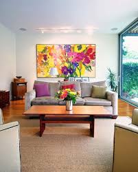gallery of modern wall paintings living room epic on home