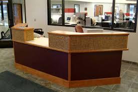 Office Reception Desk Designs Remarkable Custom Office Desk Designs Photo Design Ideas Custom