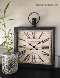 Decorative Wall Clocks For Living Room Square Wall Clock Large For Living Room U2013 Wall Clocks