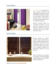 Industrial Vertical Blinds How To Use Curtains Blinds And Shutters To Perfectly Makeover Your H U2026