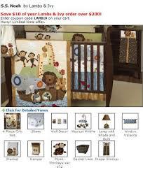 Noah S Ark Crib Bedding Noahs Ark Baby Nursery Bedding Set The Crib Quilt Has