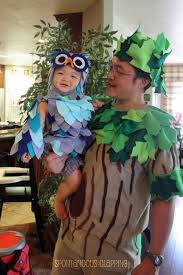 owl you forever owl and tree costume owl shown on
