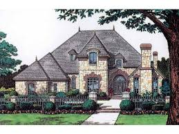eplans chateau house plan beautiful french stone home 3984