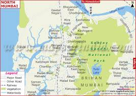 map n mumbai city map