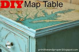 Map Me Home Funk Y Me And A Funky Little Map Table Cassie Bustamante