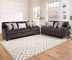 I Found A Freeport Slate Memory Foam Sofa At Big Lots For Less - Big lots living room sofas