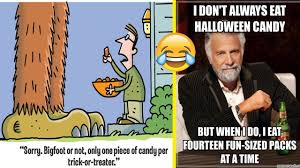 Funny Halloween Meme - funny halloween memes and jokes youtube