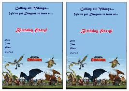 how to train your dragon birthday invitations birthday printable how to train your dragon birthday invitations