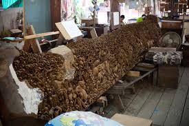 jason lunn thai wood carving
