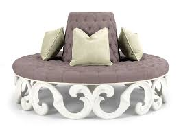 Wooden Couch With Cushions Awesome Oversized Round Outdoor Couch With Tufted Cushion And