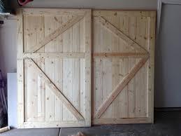 barn door style closet doors home design ideas
