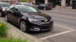 chevy malibu manual automatic parking assist standard on every ss