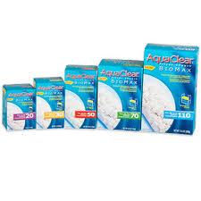 aquaclear biomax filter insert by aqua clear at petworldshop com