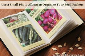 cheap seed packets gardening tips and tricks how to organize seed packets one