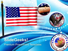 july 4th powerpoint templates backgrounds presentation slides