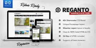 reporting website templates 28 responsive html5 magazine website templates