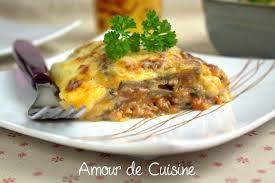 cuisine aubergines recette lasagnes aux aubergines amour de cuisine