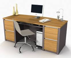 White Contemporary Desks by Office Contemporary Desks For Small Spaces Modern Office