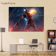 online shop 1 piece canvas art canvas painting mass effect online shop 1 piece canvas art canvas painting mass effect andromeda hd printed wall art home decor poster pictures for living room xa1489c aliexpress