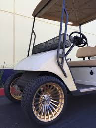 mounting golf cart tires the best cart