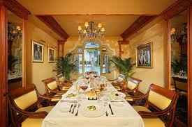 dinner in palme d or biltmore hotel miami coral gables coral