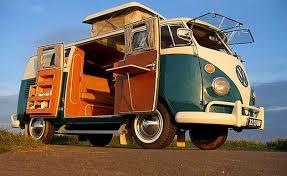 volkswagen van hippie volkswagen re releasing classic hippy van as new electric version