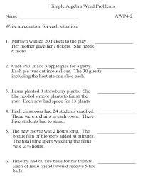 bluebonkers algebra word problems p2 free printable math