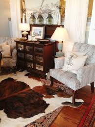 Cowhide Rug Living Room Ideas Furniture Contemporary Furniture Ideas With Awesome Cowhide