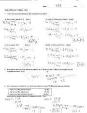 chemistry a bonding packet answers 100 images bonding packet