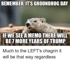 Groundhog Meme - remember lt s groundhog day fwe seeamemo therewill be7 more years