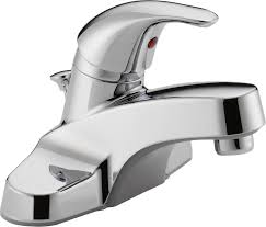 peerless kitchen faucet reviews peerless faucets centerset bathroom faucet with single handle