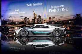 trendsetting opposites u2013 the mercedes amg project one and the