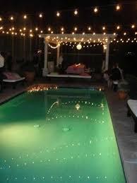 Clear Patio Lights String Lights Patio Lighting Backyard Outdoor Indoor 5 Clear