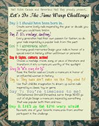 The Challenge How To Do It Ceece Net Let S Do The Time Warp Challenge 5